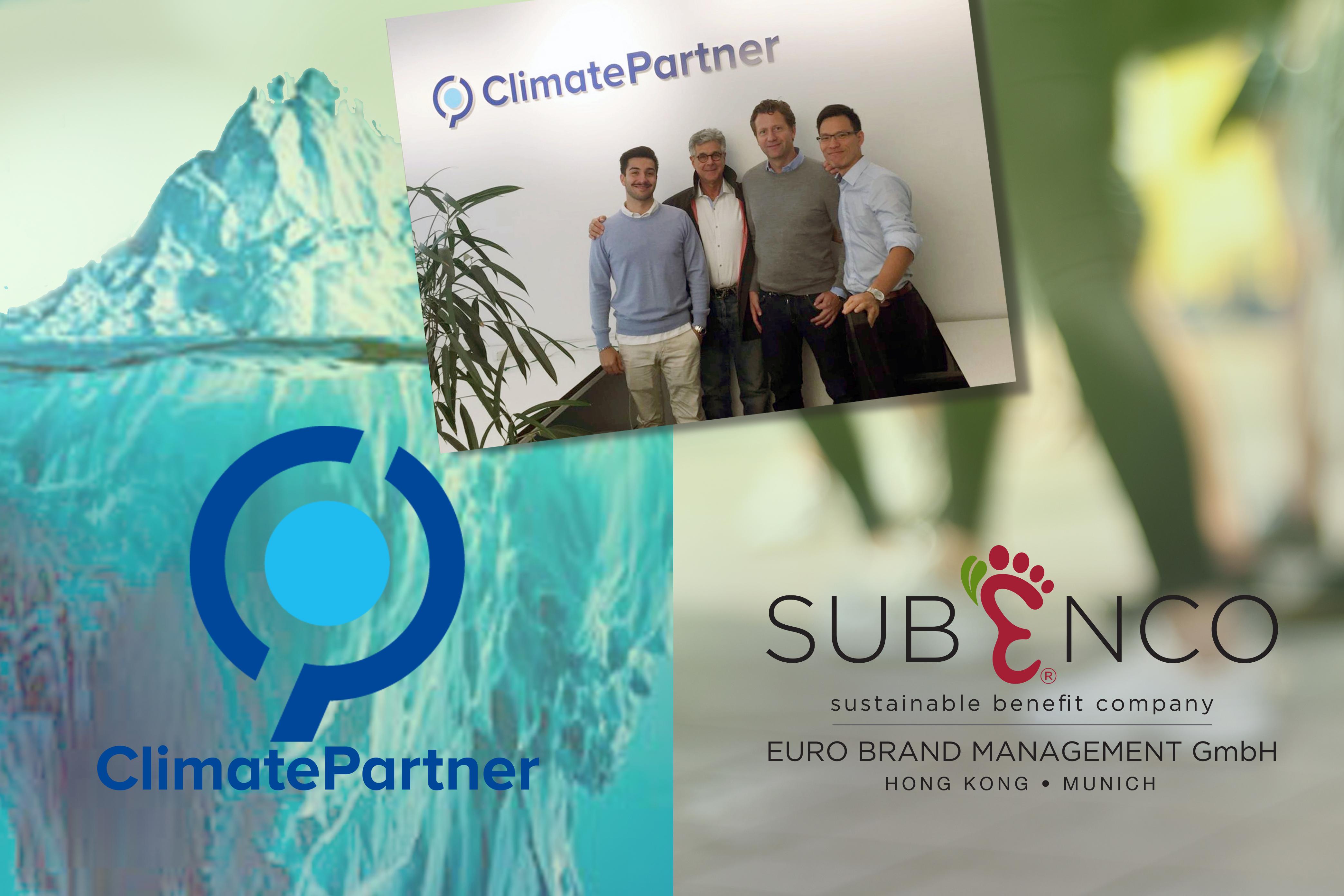 EBM and ClimatePartner Strategic Alliance