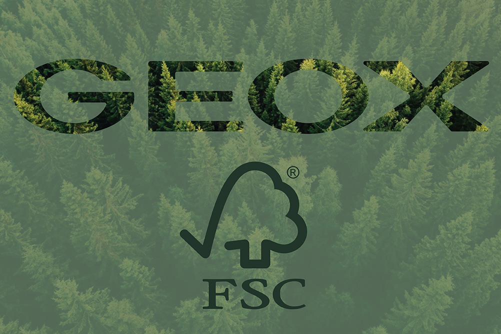 GEOX and FSC®