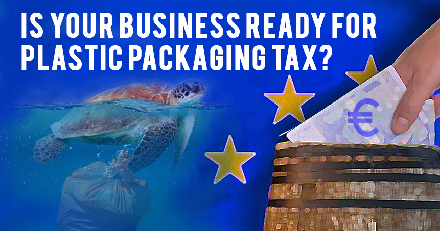 Read more about the article IS YOUR BUSINESS READY FOR PLASTIC PACKAGING TAX?